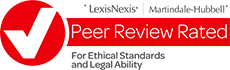 Martindale Hubble Peer Review Rated